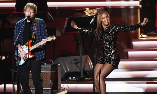 Släpp allt! Ed Sheeran och Beyoncé släppte precis tidernas finaste duett