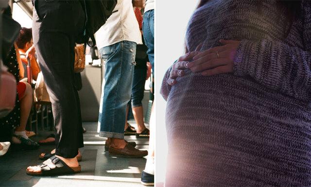 Ny app gör det enklare för dig som är gravid att få sitta på tunnelbanan