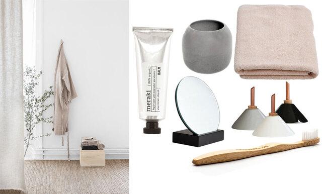 Få ditt badrum att kännas lyxigt med enkla medel – 17 köp som fixar stilen