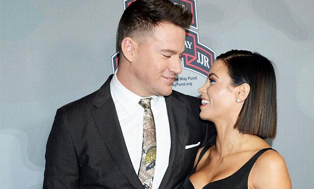 Se Channing Tatums supergulliga kärlekshyllning till sin fru (SÅ fint!)