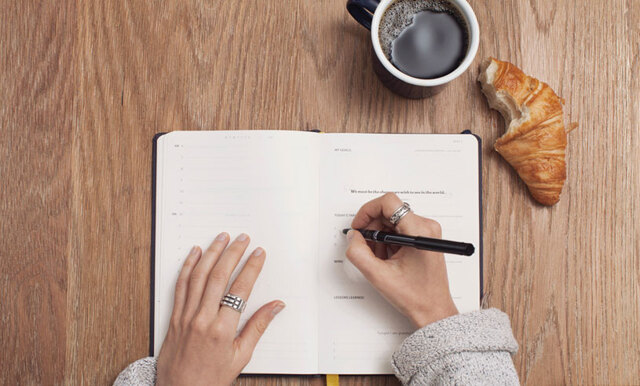 Därför borde du börja skriva dagbok (igen?)