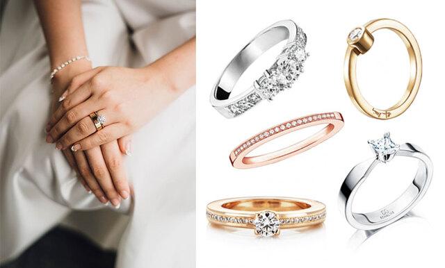26 vackra förlovningsringar som vi drömmer om (i hemlighet)