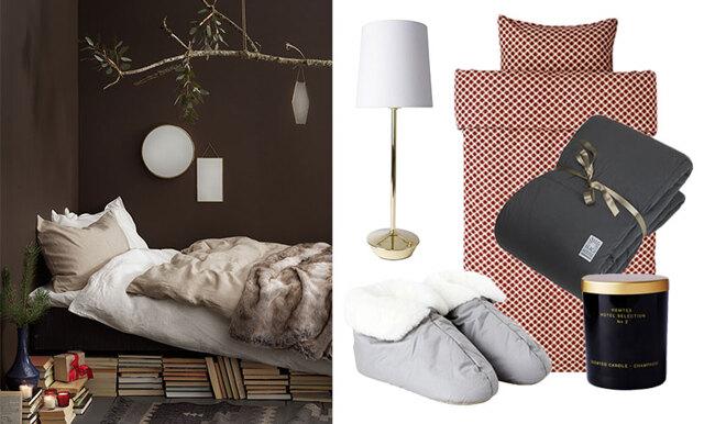 Så inreder du sovrummet på finaste sätt i vinter – 12 favoriter i butik nu