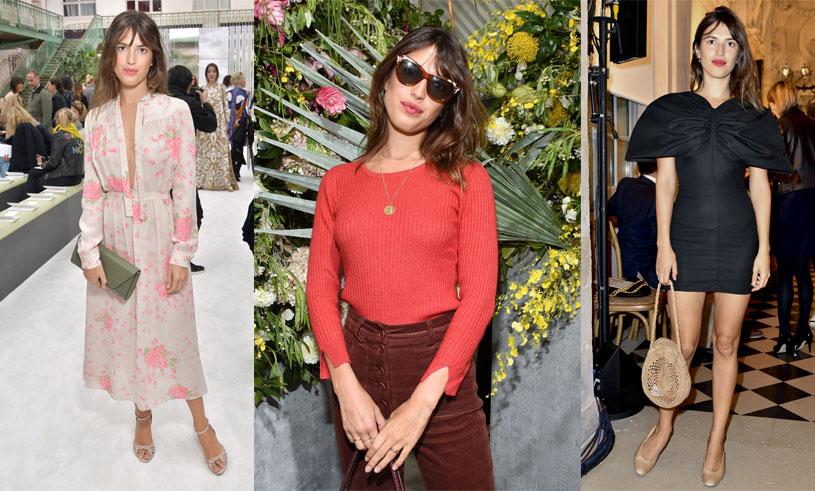 3f3b6c228bc7 Jeannes typiskt franska, sofistikerade stil för tankarna till stilikoner  som Jane Birkin och Charlotte Gainsbourg. I basgarderoben ingår plagg som  jeans, ...