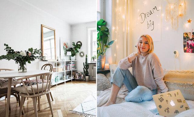 Nu säljer Metro Modes Josefin Dahlberg sin underbart magiska lägenhet!