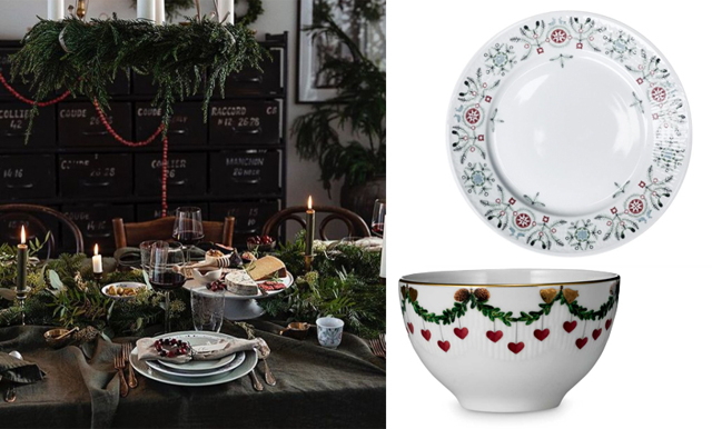 Gör hemmet redo för vinterns middagar – inspireras av julens 5 finaste dukningar