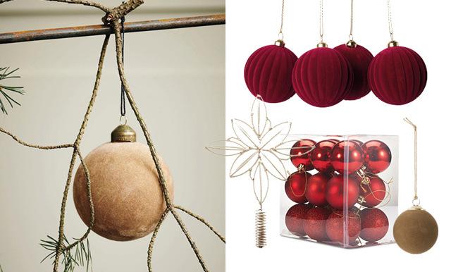Julgranskulor och dekorationer som gör din julgran till den finaste