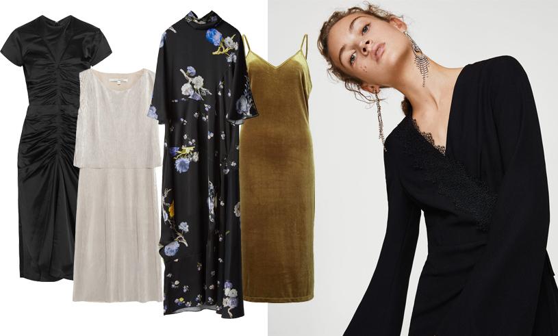 Modechefen Pamela har samlat 13 klänningar i olika färger d1fa51284c7bb