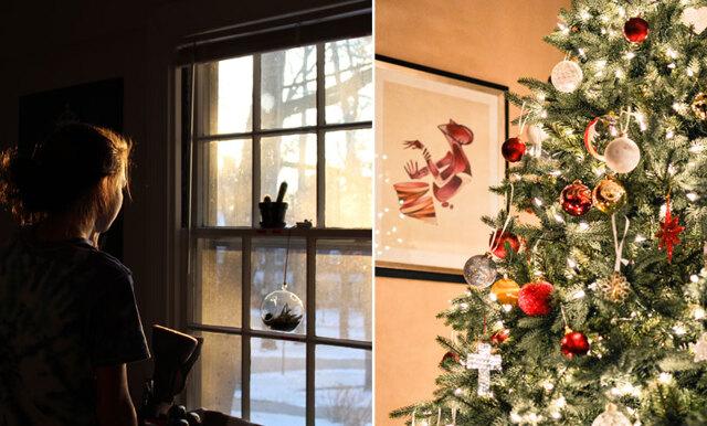 Tycker du att julen är en jobbig högtid? Tänk så här!