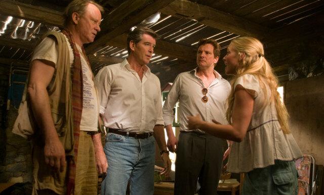 Trailern för nya Mamma Mia-filmen väcker SÅ många frågor