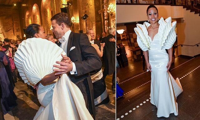 Vi älskar Alice Bah Kuhnkhes klänning (ett politiskt statement!)