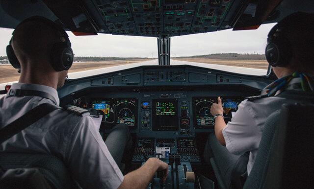 Exklusiv intervju med pilot från cockpit – tips för att bli av med din flygrädsla