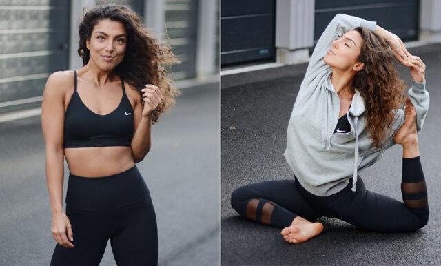 Vår nya hälsobloggare Sassa Asli om sina bästa kost- och träningstips