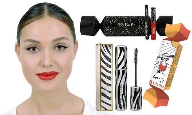 Guide: Klassisk sminklook med perfekt eyeliner och klarröda läppar