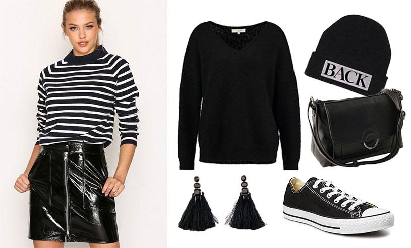66d77442b7eb 3 svarta och stilsäkra outfits som inte är det minsta tråkiga ...