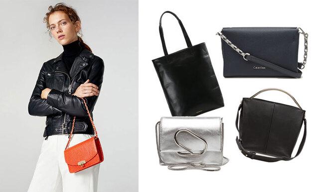 21 snygga och trendiga väskor att fynda på mellandagsrean