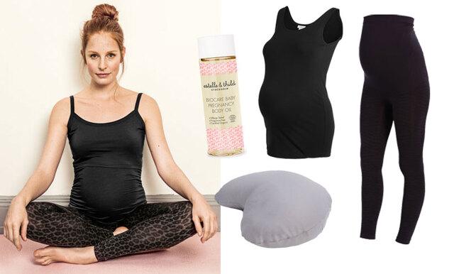 Yoga för gravida – våra bästa tips på hur du skapar en rofylld oas hemma