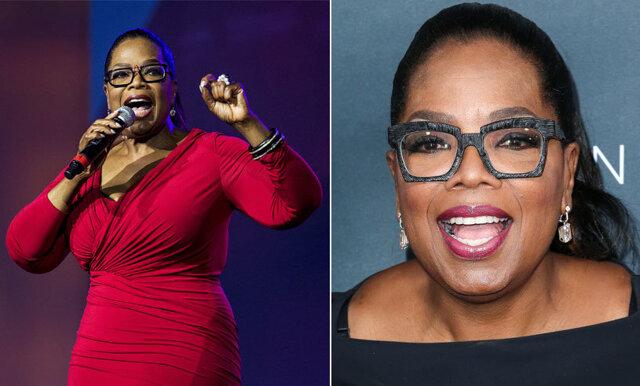 Oprah Winfrey ger svar på tal på president-ryktet