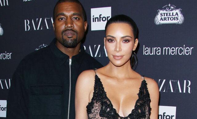 Kim Kardashian och Kanye West har blivit föräldrar för tredje gången!