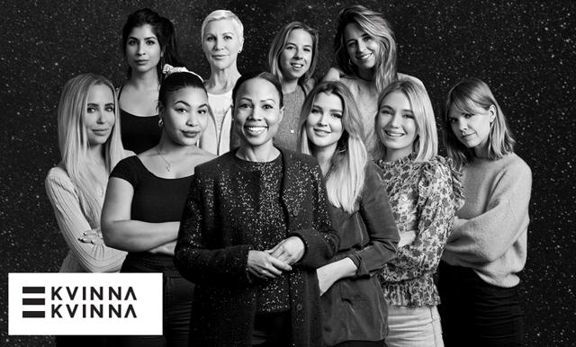 WomanUp-podden i samarbete med Kvinna till Kvinna: