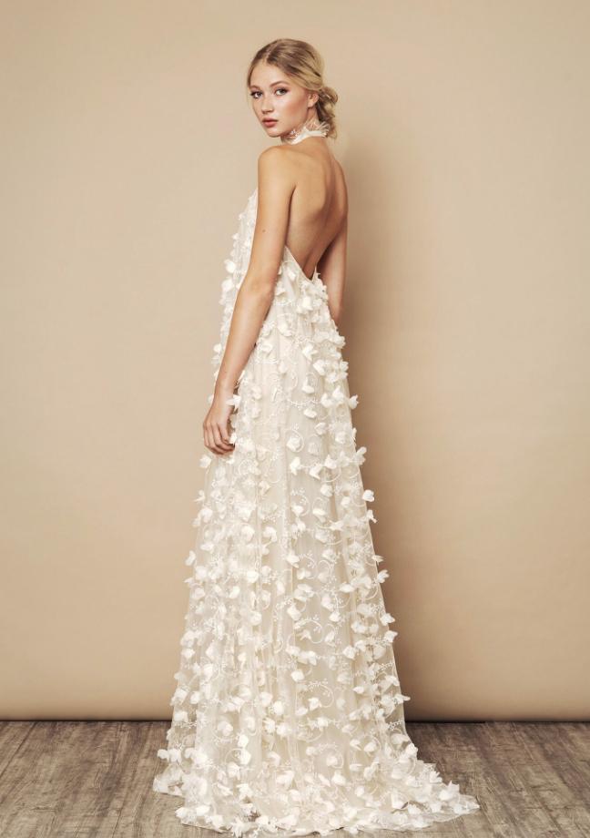 ida sjöstedt bröllopsklänning pris