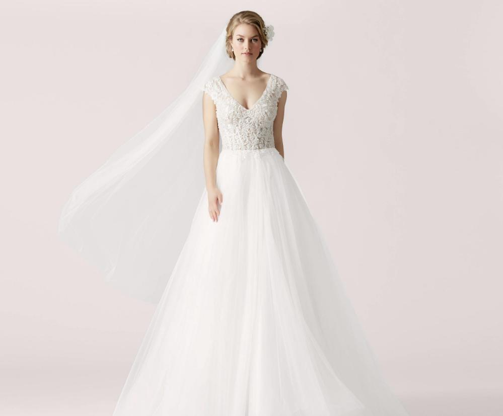 b1965c65b17 Bröllopsspecial: 22 magiska bröllopsklänningar till den stora dagen ...
