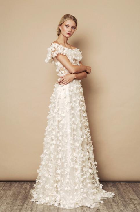724f66998f11 Bröllopsspecial: 22 magiska bröllopsklänningar till den stora dagen ...
