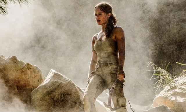 Nya trailern till Tomb Raider är här – Alicia Vikander får oss att tappa hakan!