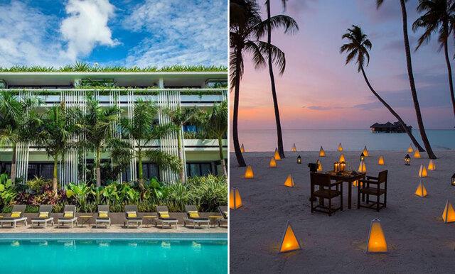 Drömresorna 2018 – här är världens mest populära hotell