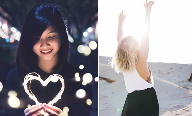 Forskning: Så blir du en gladare människa under 2018