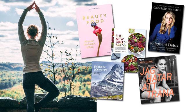 Kickstarta 2018 med de 10 bästa böckerna inom träning, kost och mental utveckling