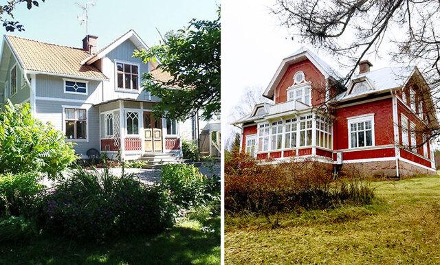 6 drömhus som kostar mindre än en etta i Stockholm