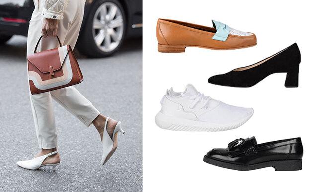 Snyggaste skorna att bära på jobbet – 13 favoriter att fynda på hemliga märkessajten