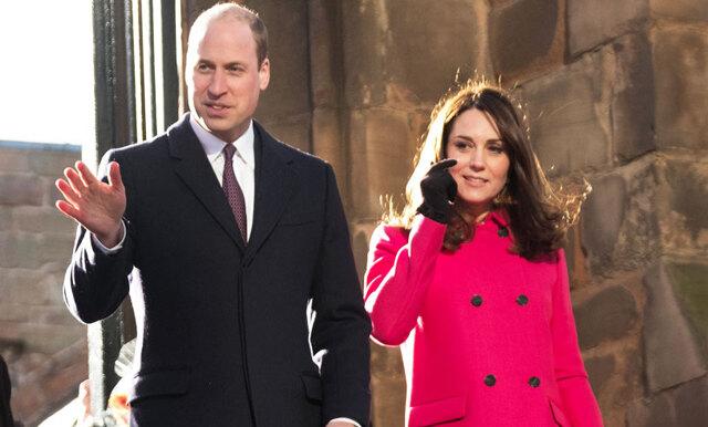William och Kate kommer till Sverige – här kan du se dem!