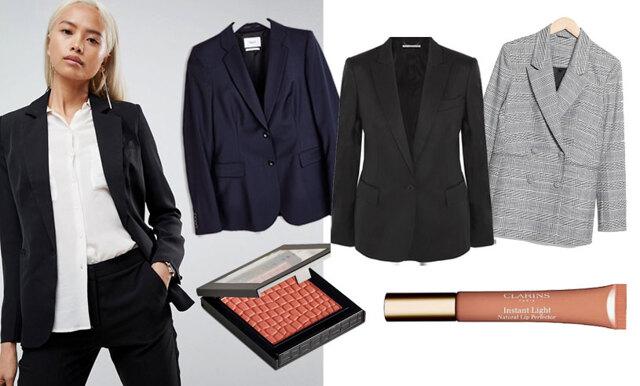 19 snygga kavajer att klä dig i på jobbet (och på after worken!)