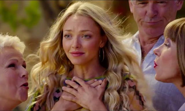 Mamma Mia 2 är här och vi är så peppade på premiären!