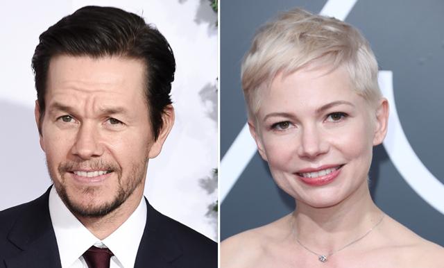 Mark Wahlberg donerar hela sin lön till Time's Up – se Michelle Williams hyllning