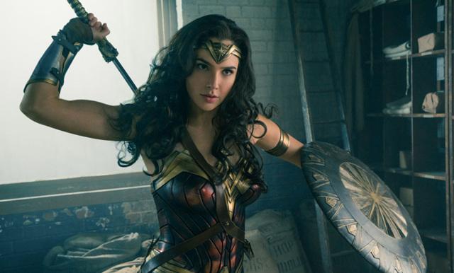 Wonder Woman först ut med att följa Hollywoods nya riktlinjer mot sexuella trakasserier