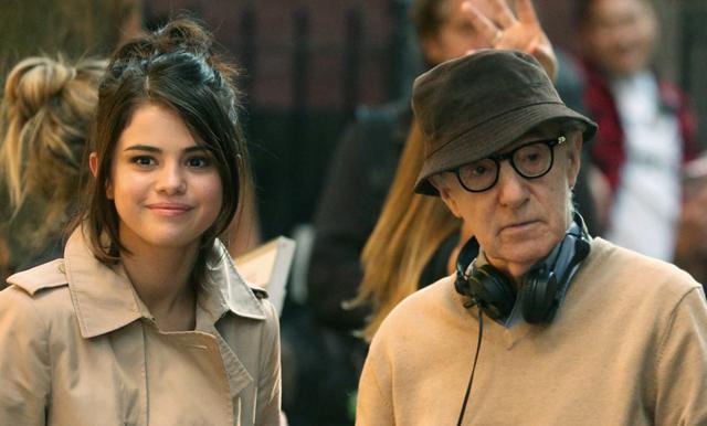 Efter Time's Up – Selena Gomez mamma vill inte att hon jobbar med Woody Allen