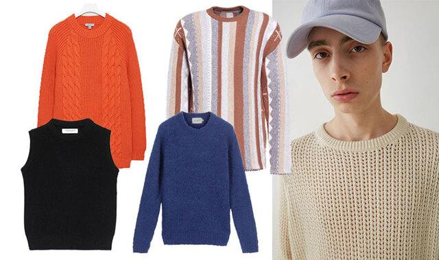 Stickat i alla färger: 10 värmande tröjor i butik
