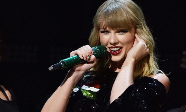 """Taylor Swift hjälpte sitt höggravida fan att köpa ett hem: """"Hon lyfte upp mig från marken"""""""