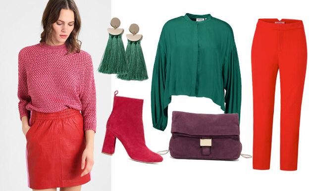 Våga färg! Uppgradera din stil med vårens trendigaste nyanser