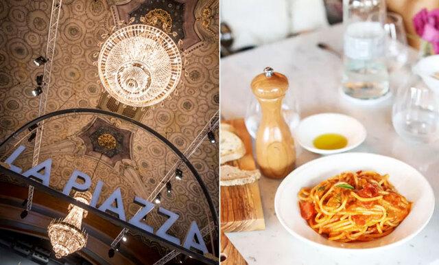 Äntligen! Nu öppnar den italienska matmarknaden Eataly i Stockholm