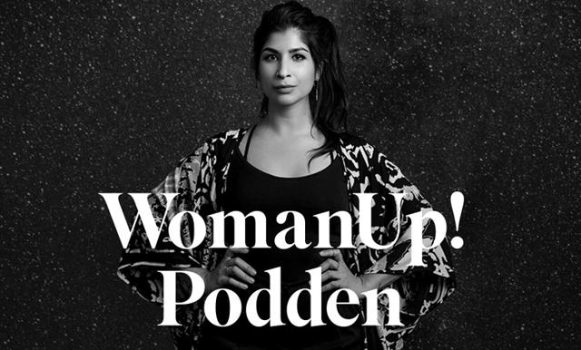 """Soraya Hashim: """"Jag trodde att jag behövde vara så jävla stark – men brakade ihop fullständigt"""""""