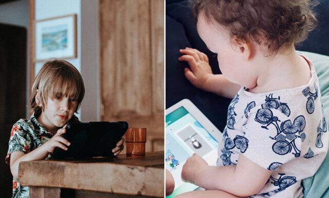 Användandet av smartphones för barn – lika farligt som droger