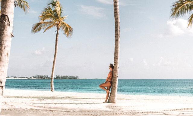 Drömjobbet i Bahamas kan bli ditt – ta hand om rosa flamingos