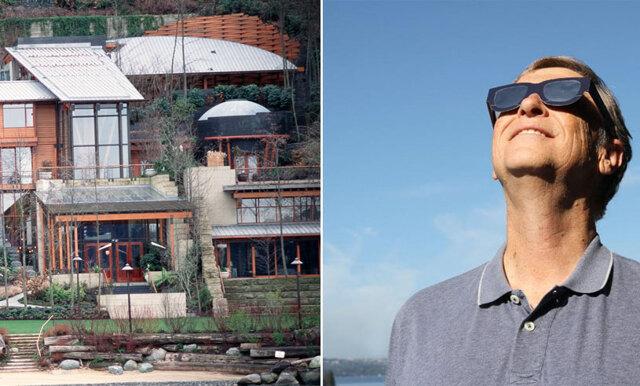 Bill Gates har ALLT i sitt hus – här är 5 galna inredningsdetaljer som vi vill kopiera!