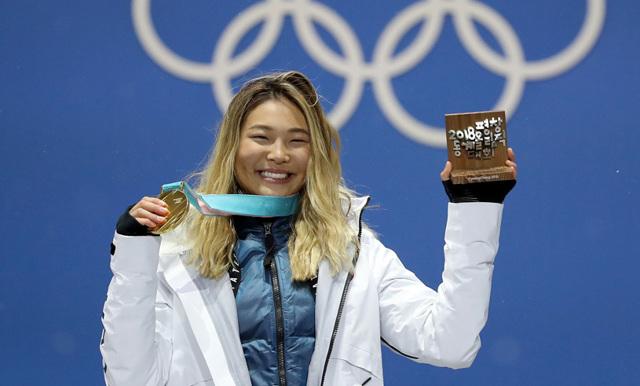 """17-åriga OS-medaljören Chloe Kim utsätts för sexism av programledare: """"A litte hot piece of ass"""""""