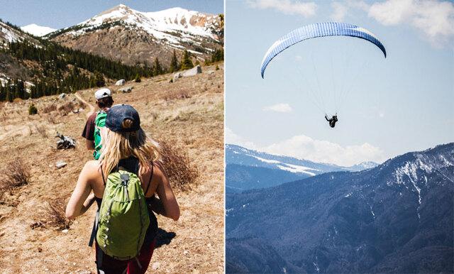 Forskning: Att hoppa fallskärm ger dig samma adrenalinkick som att dejta