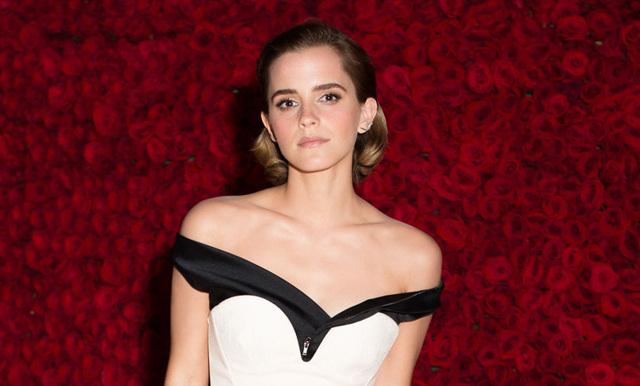 Emma Watson skänker 1,4 miljoner dollar till brittiska versionen av Time's Up